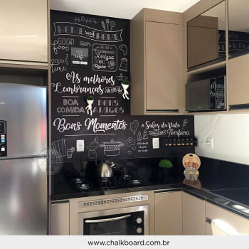Parede Home Sweet Home